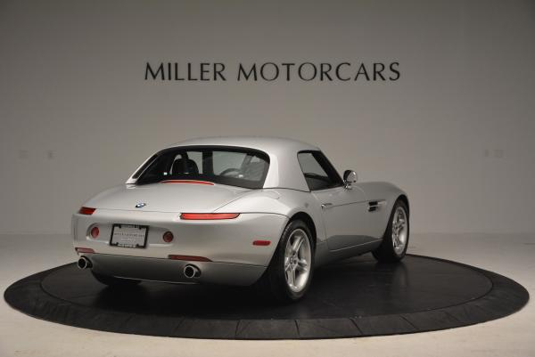 Used 2000 BMW Z8 for sale Sold at Aston Martin of Greenwich in Greenwich CT 06830 19