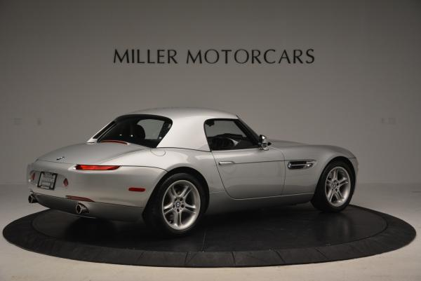 Used 2000 BMW Z8 for sale Sold at Aston Martin of Greenwich in Greenwich CT 06830 20