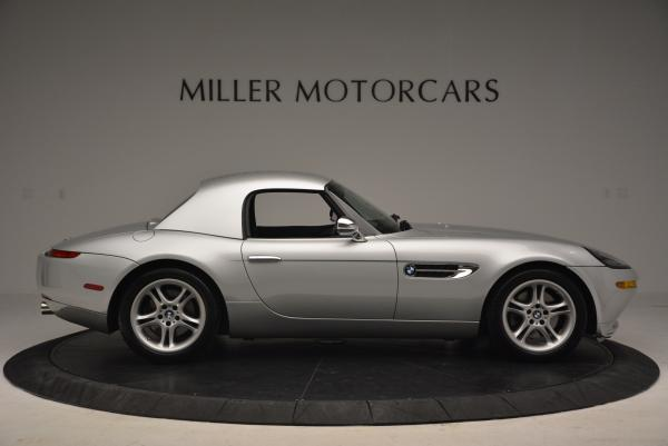 Used 2000 BMW Z8 for sale Sold at Aston Martin of Greenwich in Greenwich CT 06830 21