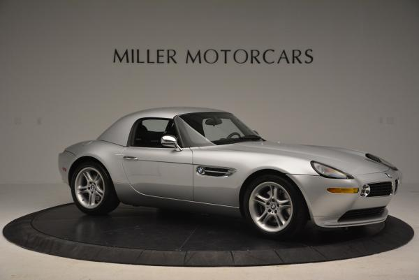 Used 2000 BMW Z8 for sale Sold at Aston Martin of Greenwich in Greenwich CT 06830 22