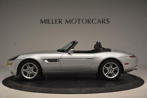 Used 2000 BMW Z8 for sale Sold at Aston Martin of Greenwich in Greenwich CT 06830 3