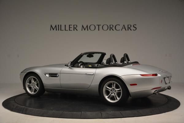 Used 2000 BMW Z8 for sale Sold at Aston Martin of Greenwich in Greenwich CT 06830 4