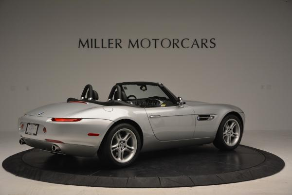 Used 2000 BMW Z8 for sale Sold at Aston Martin of Greenwich in Greenwich CT 06830 8