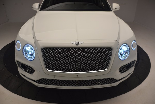 Used 2017 Bentley Bentayga for sale Sold at Aston Martin of Greenwich in Greenwich CT 06830 15