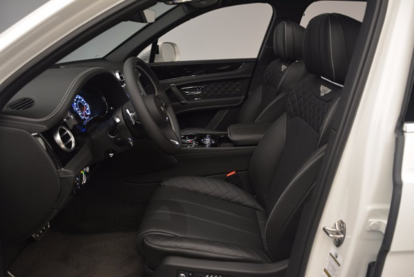 Used 2017 Bentley Bentayga for sale Sold at Aston Martin of Greenwich in Greenwich CT 06830 25