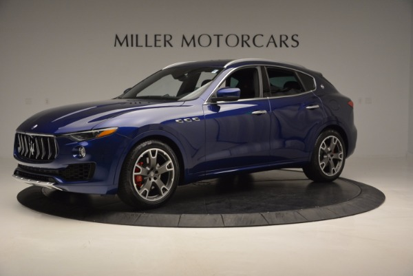 New 2017 Maserati Levante S for sale Sold at Aston Martin of Greenwich in Greenwich CT 06830 2