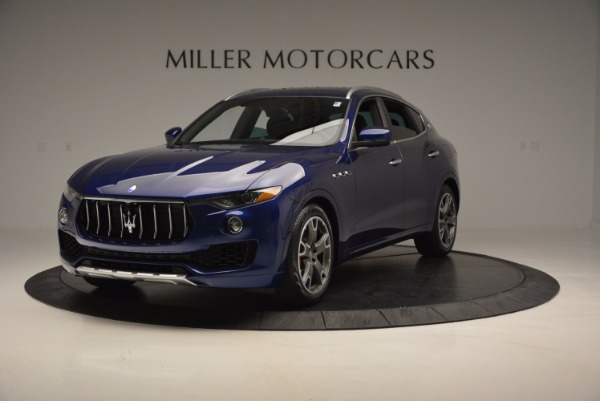 New 2017 Maserati Levante S for sale Sold at Aston Martin of Greenwich in Greenwich CT 06830 1