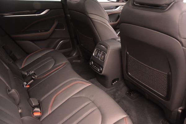 New 2017 Maserati Levante S Q4 for sale Sold at Aston Martin of Greenwich in Greenwich CT 06830 25