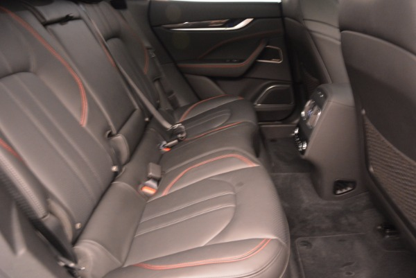 New 2017 Maserati Levante S Q4 for sale Sold at Aston Martin of Greenwich in Greenwich CT 06830 26