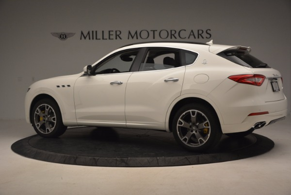 New 2017 Maserati Levante S Q4 for sale Sold at Aston Martin of Greenwich in Greenwich CT 06830 4