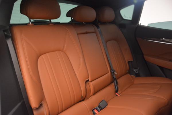 New 2017 Maserati Levante for sale Sold at Aston Martin of Greenwich in Greenwich CT 06830 21