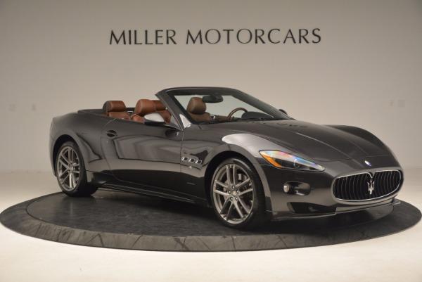 Used 2012 Maserati GranTurismo Sport for sale Sold at Aston Martin of Greenwich in Greenwich CT 06830 11