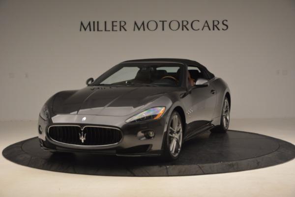 Used 2012 Maserati GranTurismo Sport for sale Sold at Aston Martin of Greenwich in Greenwich CT 06830 13