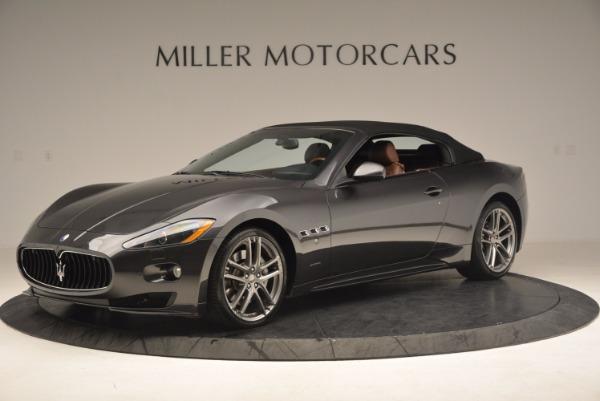Used 2012 Maserati GranTurismo Sport for sale Sold at Aston Martin of Greenwich in Greenwich CT 06830 14