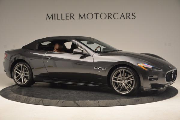 Used 2012 Maserati GranTurismo Sport for sale Sold at Aston Martin of Greenwich in Greenwich CT 06830 17