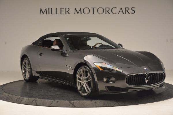 Used 2012 Maserati GranTurismo Sport for sale Sold at Aston Martin of Greenwich in Greenwich CT 06830 18