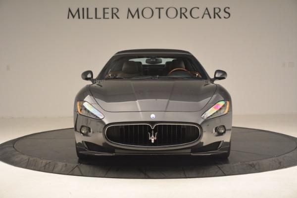 Used 2012 Maserati GranTurismo Sport for sale Sold at Aston Martin of Greenwich in Greenwich CT 06830 19