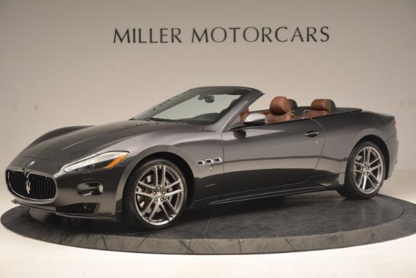 Used 2012 Maserati GranTurismo Sport for sale Sold at Aston Martin of Greenwich in Greenwich CT 06830 2