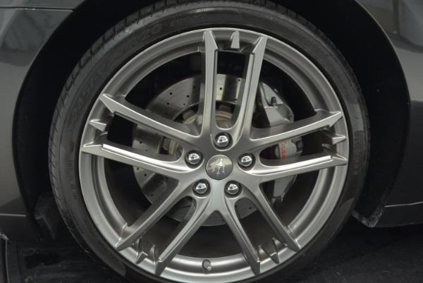 Used 2012 Maserati GranTurismo Sport for sale Sold at Aston Martin of Greenwich in Greenwich CT 06830 20