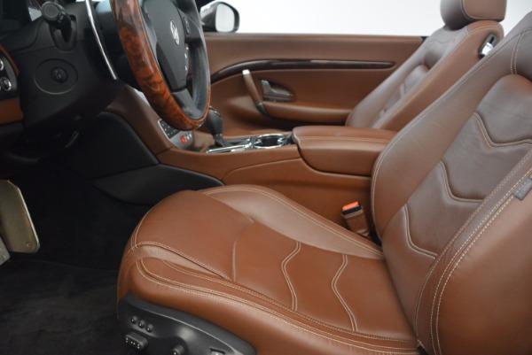 Used 2012 Maserati GranTurismo Sport for sale Sold at Aston Martin of Greenwich in Greenwich CT 06830 22