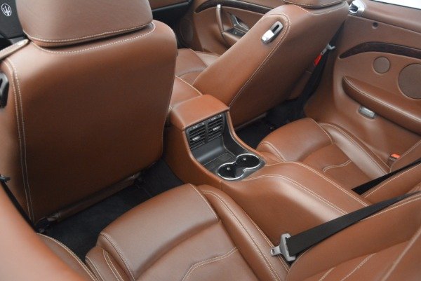Used 2012 Maserati GranTurismo Sport for sale Sold at Aston Martin of Greenwich in Greenwich CT 06830 24