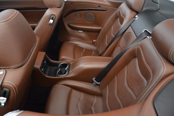 Used 2012 Maserati GranTurismo Sport for sale Sold at Aston Martin of Greenwich in Greenwich CT 06830 25
