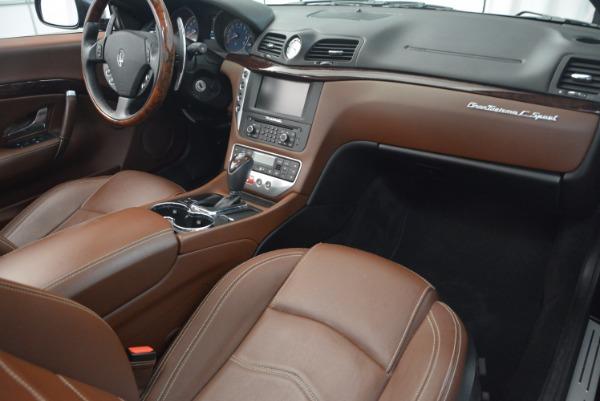 Used 2012 Maserati GranTurismo Sport for sale Sold at Aston Martin of Greenwich in Greenwich CT 06830 27
