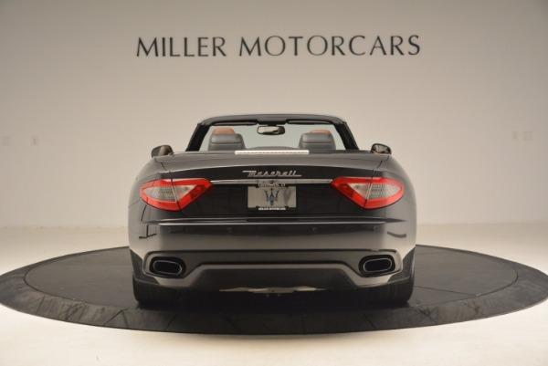 Used 2012 Maserati GranTurismo Sport for sale Sold at Aston Martin of Greenwich in Greenwich CT 06830 6