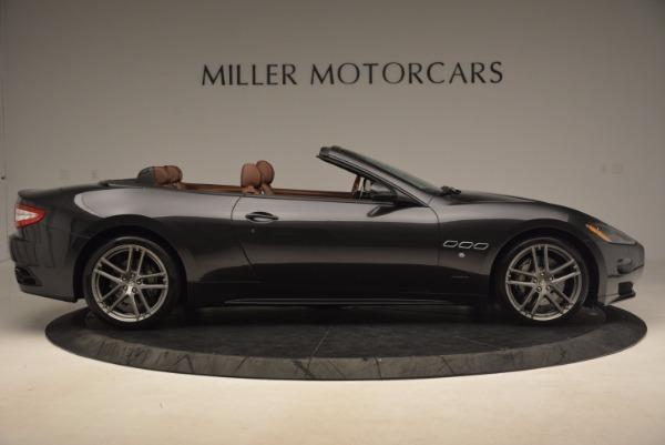 Used 2012 Maserati GranTurismo Sport for sale Sold at Aston Martin of Greenwich in Greenwich CT 06830 9