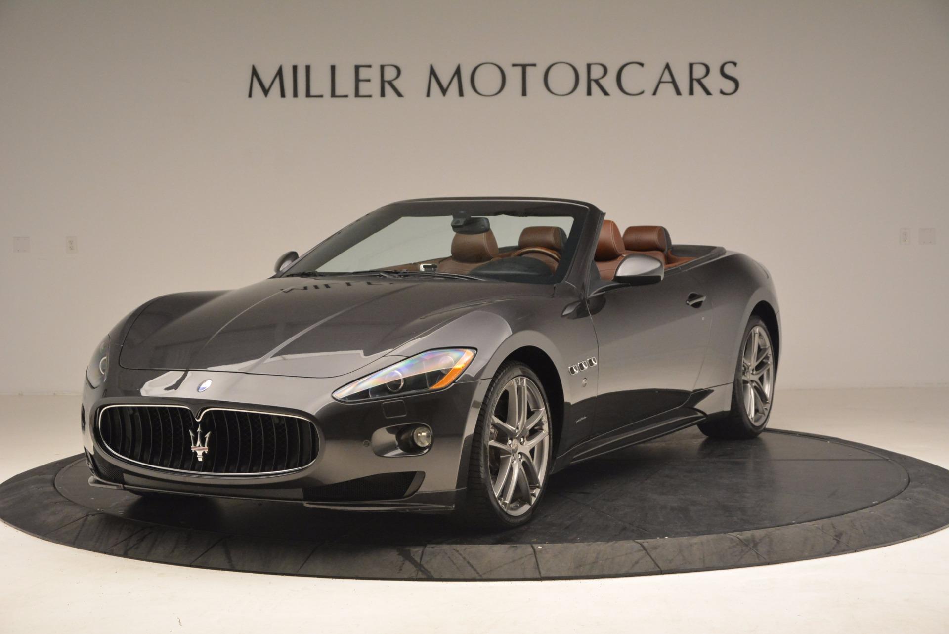 Used 2012 Maserati GranTurismo Sport for sale Sold at Aston Martin of Greenwich in Greenwich CT 06830 1