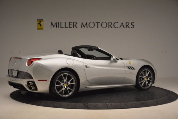 Used 2012 Ferrari California for sale Sold at Aston Martin of Greenwich in Greenwich CT 06830 8