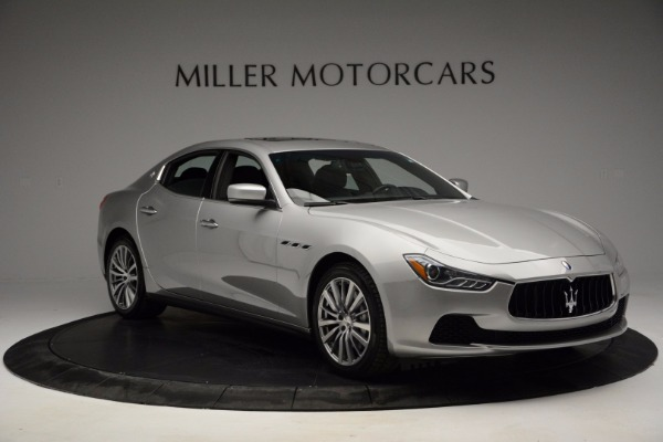 Used 2014 Maserati Ghibli for sale Sold at Aston Martin of Greenwich in Greenwich CT 06830 10