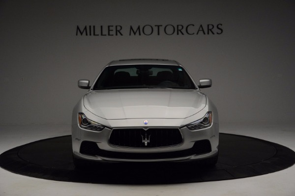 Used 2014 Maserati Ghibli for sale Sold at Aston Martin of Greenwich in Greenwich CT 06830 11