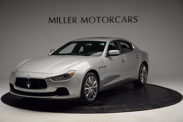 Used 2014 Maserati Ghibli for sale Sold at Aston Martin of Greenwich in Greenwich CT 06830 12