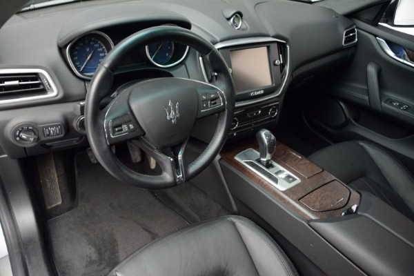 Used 2014 Maserati Ghibli for sale Sold at Aston Martin of Greenwich in Greenwich CT 06830 13