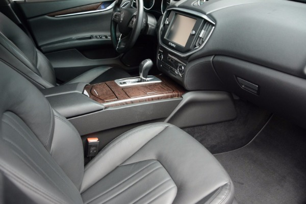 Used 2014 Maserati Ghibli for sale Sold at Aston Martin of Greenwich in Greenwich CT 06830 19