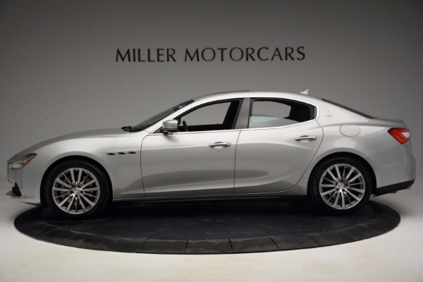 Used 2014 Maserati Ghibli for sale Sold at Aston Martin of Greenwich in Greenwich CT 06830 2