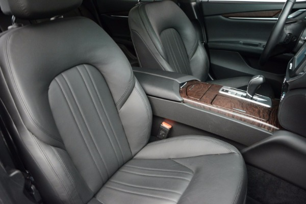Used 2014 Maserati Ghibli for sale Sold at Aston Martin of Greenwich in Greenwich CT 06830 21