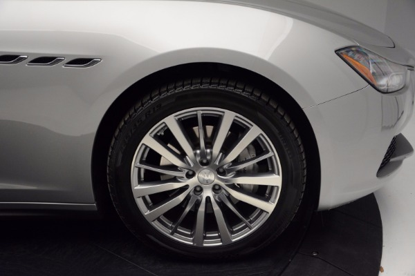 Used 2014 Maserati Ghibli for sale Sold at Aston Martin of Greenwich in Greenwich CT 06830 22
