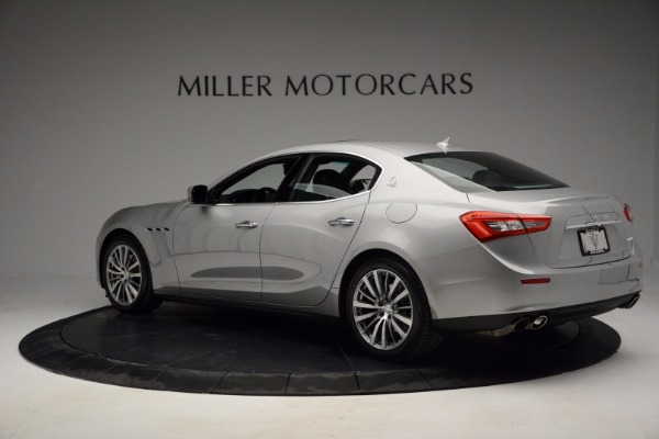 Used 2014 Maserati Ghibli for sale Sold at Aston Martin of Greenwich in Greenwich CT 06830 3