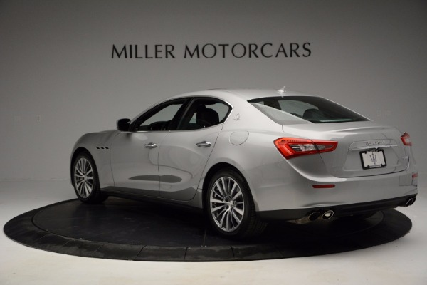 Used 2014 Maserati Ghibli for sale Sold at Aston Martin of Greenwich in Greenwich CT 06830 4
