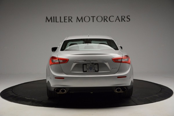 Used 2014 Maserati Ghibli for sale Sold at Aston Martin of Greenwich in Greenwich CT 06830 5