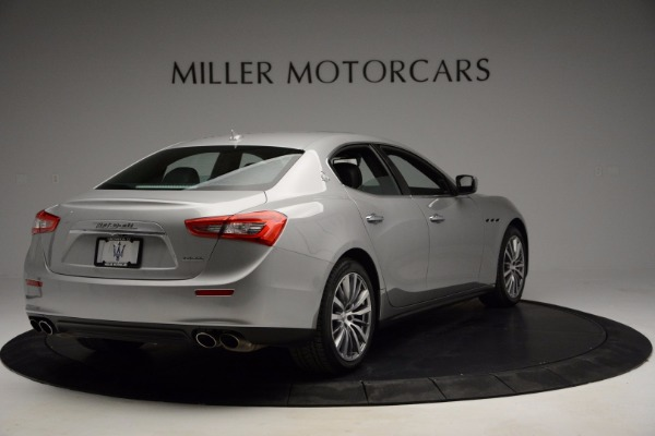 Used 2014 Maserati Ghibli for sale Sold at Aston Martin of Greenwich in Greenwich CT 06830 6