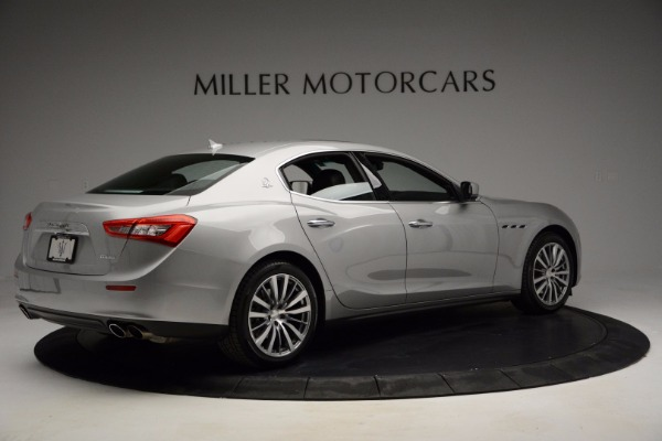 Used 2014 Maserati Ghibli for sale Sold at Aston Martin of Greenwich in Greenwich CT 06830 7