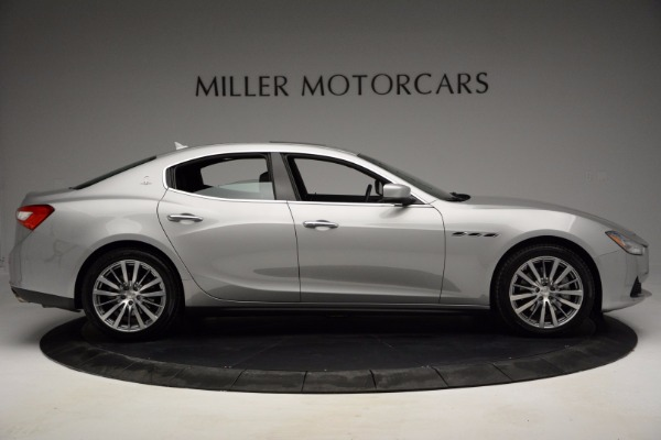 Used 2014 Maserati Ghibli for sale Sold at Aston Martin of Greenwich in Greenwich CT 06830 8