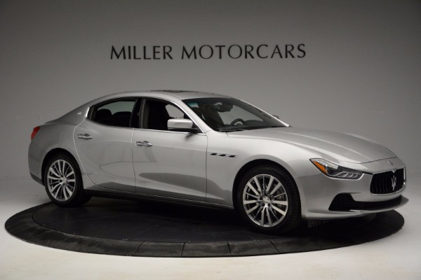 Used 2014 Maserati Ghibli for sale Sold at Aston Martin of Greenwich in Greenwich CT 06830 9