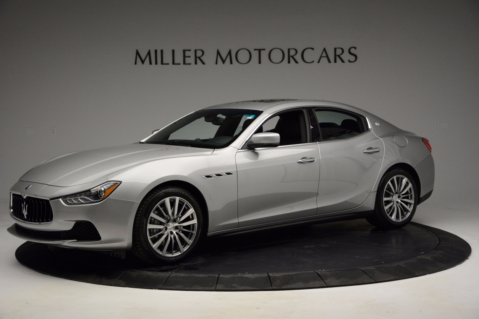 Used 2014 Maserati Ghibli for sale Sold at Aston Martin of Greenwich in Greenwich CT 06830 1