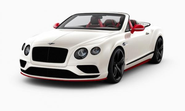 New 2017 Bentley Continental GT Speed Black Edition for sale Sold at Aston Martin of Greenwich in Greenwich CT 06830 1