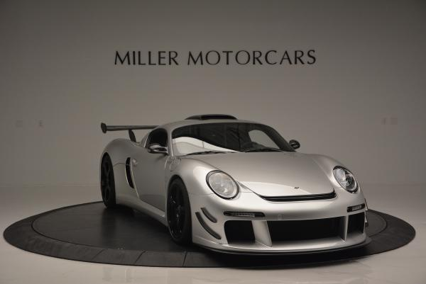 Used 2012 Porsche RUF CTR-3 Clubsport for sale Sold at Aston Martin of Greenwich in Greenwich CT 06830 14