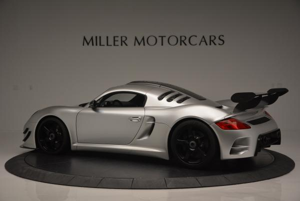 Used 2012 Porsche RUF CTR-3 Clubsport for sale Sold at Aston Martin of Greenwich in Greenwich CT 06830 4